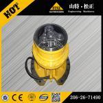 Buy cheap komatsu excavator PC220-7 swing machinery case 206-26-71490 from wholesalers