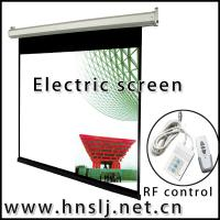 "Buy cheap The most popular 48""-300"" large motorized projector screen/electric projection screen from wholesalers"