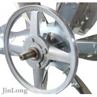 Buy cheap agricultural fans -JLF-1000 38000M3/h ,50HZ,750W from wholesalers