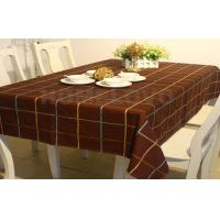 Buy cheap Custom made colored Restaurant Table Cloth dining room table cloths product