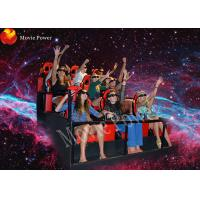 Buy cheap Amusement park rides interactive children game home theater CE from wholesalers