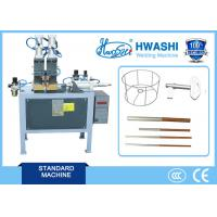 Buy cheap Fully Automatic Mental Wires Butt - Welding Machine , Wire / Copper Pipe Butt Welding Equipment from wholesalers