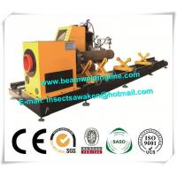 Buy cheap Plate Bevelling Machine / CNC Plasma Cutting Machine High Precission from wholesalers