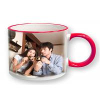 Buy cheap 120gsm Non-sticky Heat Sublimation Paper for mugs , mug printing paper from wholesalers