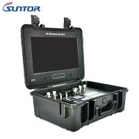 Buy cheap Portable COFDM Monitor Hd Receiver Box , Wireless Video Transmitter And Receiver from wholesalers
