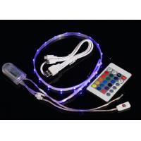 Buy cheap CE ROHS 23.6in Battery Operated LED Flashing Shoe Light For Kids / Sports Shoes from wholesalers