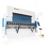 Buy cheap HARSLE WE67K CNC  press brake for aluminum sheet metal brake bending machine from wholesalers