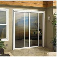 Buy cheap high quality nice sound proof  guangdong good price balcony glazed aluminum sliding doors aluminum patior door from wholesalers