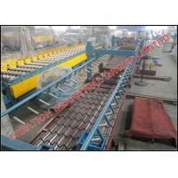 Buy cheap Corrugated Metal Roofing Tile Panel Cold Roll Former Equipment with Automatic Stacker from wholesalers