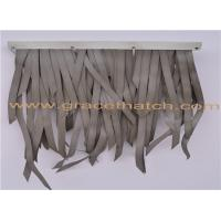 Buy cheap High quality good flexibility artificial thatch for Decorations from wholesalers