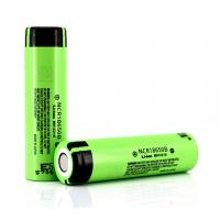Buy cheap Original Imported Cells Panasonic NCR18650B 18650 3400mAh 3.7V Li-ion Rechargeable Battery for Flashlight Torches from wholesalers