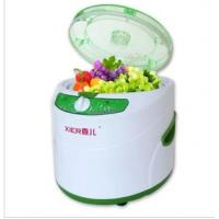 Buy cheap Intelligent digital or manual Ozone Fruits and Vegetable Washer from wholesalers