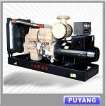 Buy cheap 25kVA-1375kVA Cummins diesel generator from wholesalers