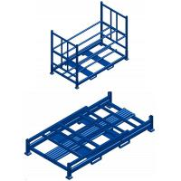 Buy cheap Storage Racking Metal Shelving Warehouse Foldable Stacking Rack from wholesalers