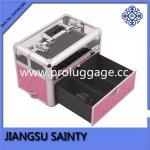 Buy cheap SACMC094 pink crocodile nail polish case from wholesalers