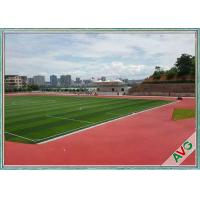 Buy cheap UV - Resistant Natural Mini Football Field / Soccer Field Artificial Grass from wholesalers