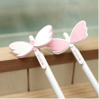 Buy cheap Personalized Gift Pens With Angel Wings , Novelty Pens Wholesale from wholesalers