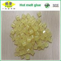 Buy cheap Light Yellow Granule , PSA Hot Melt Adhesive For Matress / Bed from Wholesalers