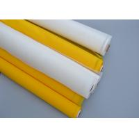 Buy cheap 1.27m Width Monofilament Screen Printing Mesh , Polyester Filter Mesh from wholesalers