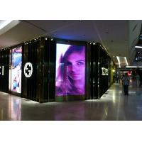 Buy cheap PH3mm  Indoor LED Shopping Center Video Screen ,  Full Color SMD LED Display Panel from wholesalers