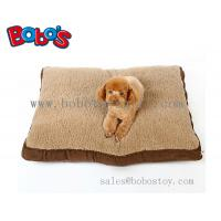 Buy cheap Soft Warm Plush Material Pet Mat For Dog Puppy Cat from wholesalers