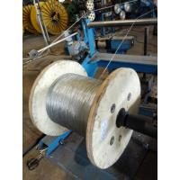 Buy cheap Galvanized Steel Wire Strand ,EHS, 5000FT/Reel from wholesalers