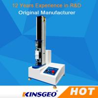 Buy cheap Computer Display Material Tensile Universal Testing Machine 2KN For Fabric / Leather from wholesalers