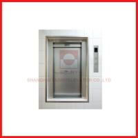 Buy cheap Industrial Freight Lift Elevator Open Sliding Door Flexible With Car Design from wholesalers