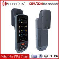 Long Range Handheld Rfid Reader , Bluetooth UHF Handheld Reader 13.56khz