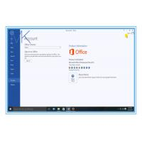 Buy cheap Microsoft Office 2013 Retail Box Pro Plus Full Version Online Activation Including Full Functions from wholesalers