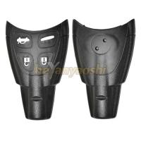 Buy cheap Saab Smart Key Shell / No Blade Plastic + Brass 4 Button Remote Start product