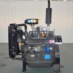 Buy cheap K4100D 30kw Diesel Engine for diesel generator from wholesalers