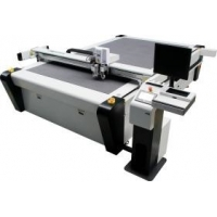 Buy cheap Advertising Industry Flatbed Digital Cutter Machine from wholesalers