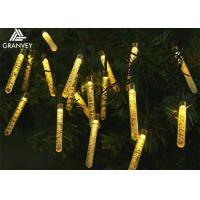 Buy cheap Fairy Solar Powered Outdoor Icicle Christmas Lights, Solar Powered String Garden Lights30LED from wholesalers