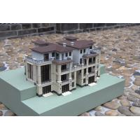 Buy cheap Miniature House For Property block ,architectural Building Scale Model from wholesalers