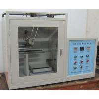 Buy cheap Precise Non - Woven Fabric Combustion Tester / Flammability Test Chamber from wholesalers