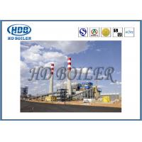 Quality Thermal Power Plant CFB Boiler , Hot Water Heater Boiler 130t/h High Efficiency for sale