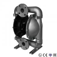 Buy cheap Air Powered Double Diaphragm Pump / Diaphragm Oil Pump No Leakage from wholesalers