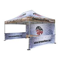 Buy cheap Waterproof 4X6 Promotional Pop Up Tents , Anti UV Display Canopy Tent from wholesalers