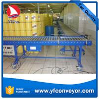 Ediable Oil Jerry Cans Sorthing Conveyor System,Warehouse Roller Conveyor Production Line