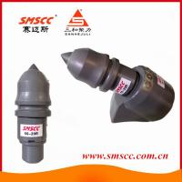 Buy cheap SL04 22mm Conical Round Shank Bullet Bit Surface Drilling Cutter Tools Rotary Rig Drill Teeth from wholesalers