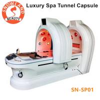 Buy cheap Ozone Capsule Music Spaceship Bio Light For Weight Loss Far Infrared Light Therapy Spa Capsule Bed from wholesalers