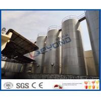 CE Dairy Processing Plant From Milk Powder / Fresh Milk / Ice Cream Production Process