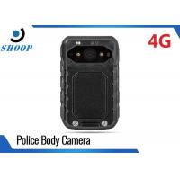 Buy cheap LTE 3G 4G Portable Body Camera Accessories , WIFI Police Should Wear Body Cameras product