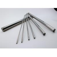 Buy cheap H6 Ground Tungsten Carbide Round Bar , Wear Resistance Tungsten Bar Stock For End Mill Cutting Tool from wholesalers