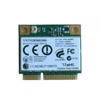 Buy cheap VIA VNT9285 IEEE802.11b/g/n MiniPCIe Wireless LAN Card , WLAN Network Solutions from wholesalers