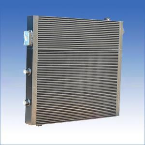 Buy cheap Vacuum Brazed Air Compressor Heat Exchanger Plate - Fin Aluminum Oil Radiator product