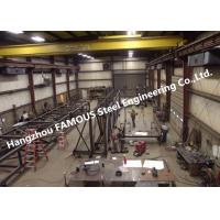 Buy cheap Prefabricated Industrial Structural Steel Fabrications Quickly Assembled Building for Warehouse from wholesalers