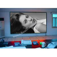 Buy cheap SMD 1 Red 1 Green 1 Blue indoor fixed LED Display with OPTO / SILAN LED lamp from wholesalers
