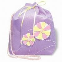 Buy cheap Felt Craft - DIY Hand Bag Kit, Combines Concept of Artistic Touches with Practical Use from wholesalers